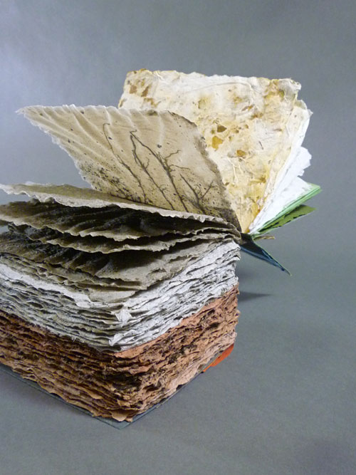 Earth inspired works of maggie puckett for Earth soil layers